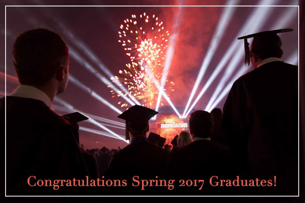 The Benefits of Attending Graduation in Person as an Online Student ...