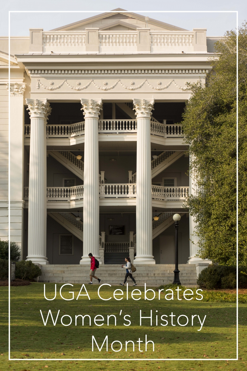 Uga Honors Trailblazers During Womens History Month Uga Online