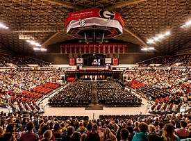 UGA Online BBA: Join Us for the Terry Graduation Convocation