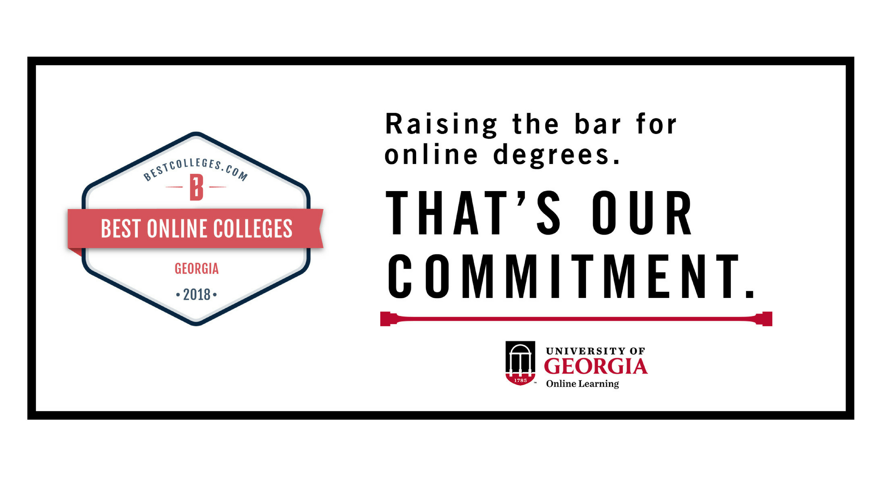 Uga Jumps In Rankings Uga Online Online Degrees Certificates