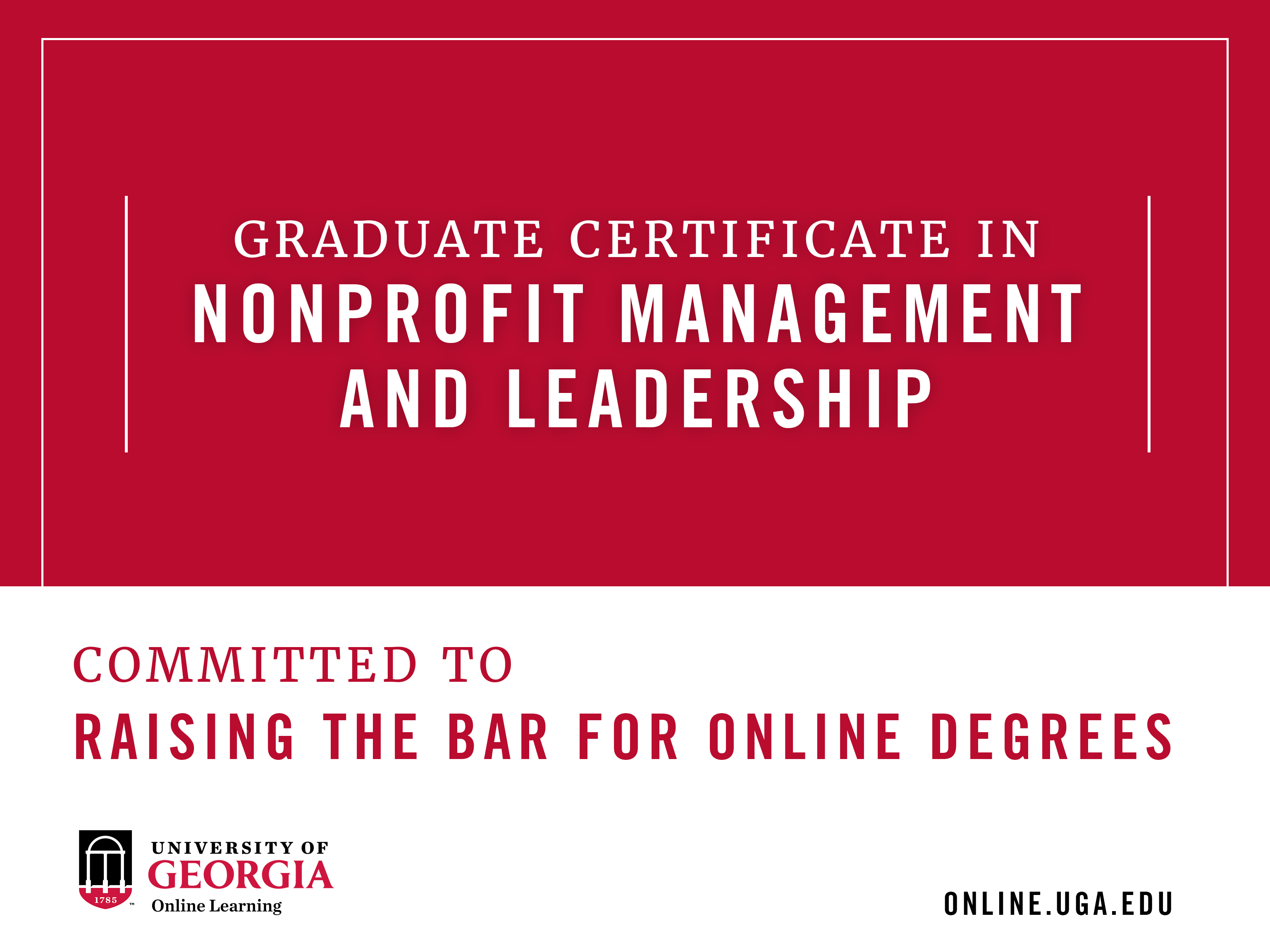 Top 3 Reasons To Pursue A Nonprofit Management And Leadership Career