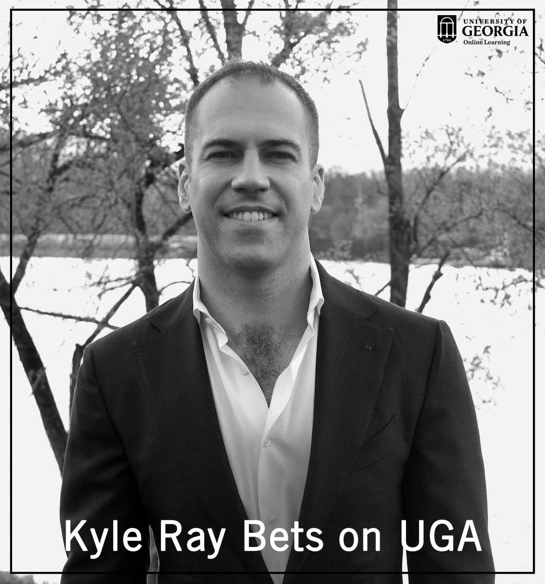 Kyle Ray Bets On Uga Uga Online Online Degrees Certificates And