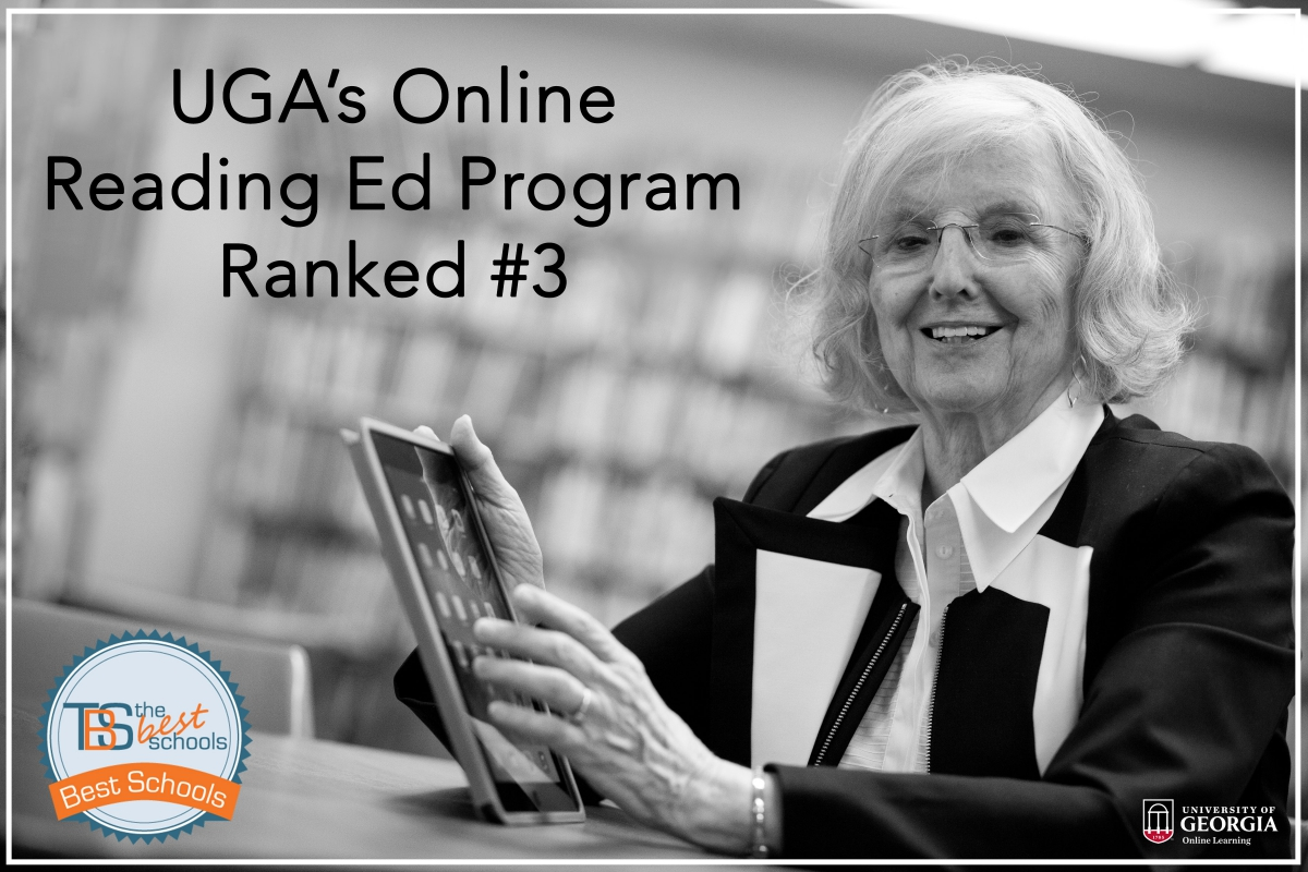 Ugas Online Reading Ed Program Ranked 3 Uga Online Online