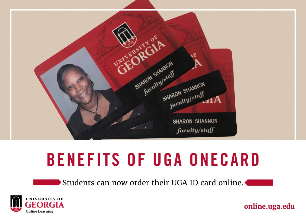 uga students student benefits card onecard discounts access professional include conferences programs shopping events courses edu