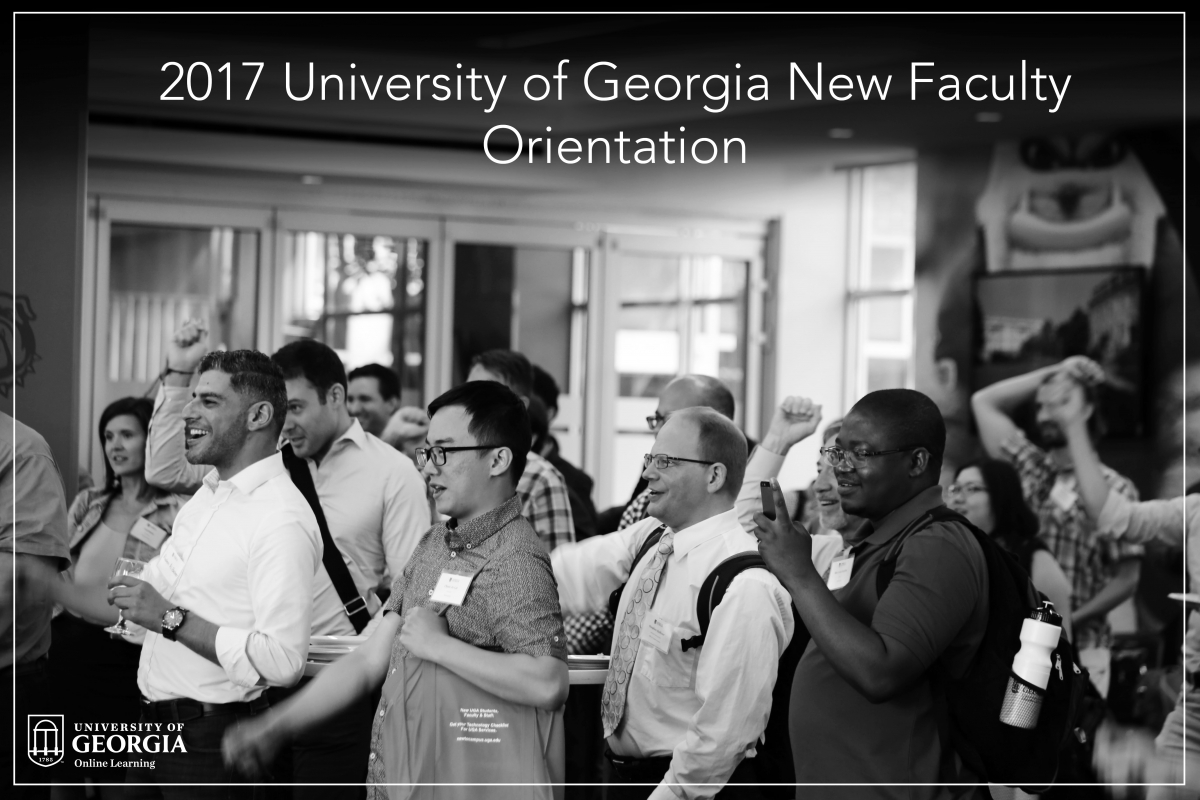 2017 University Of Georgia New Faculty Orientation Uga Online