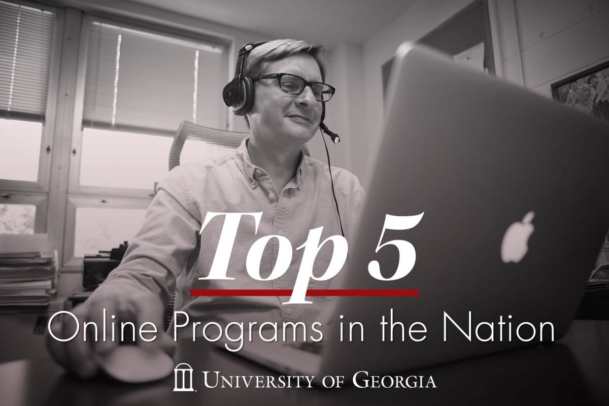 UGA\'s Online Programs Ranked Among the Best In Nation by US News ...