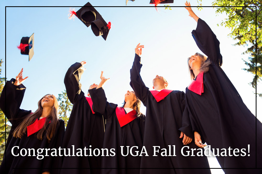 The Benefits of Online Students Coming to Graduation in Person | UGA ...